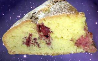 Рецепты пирогов с клубникой вкусных и быстрых