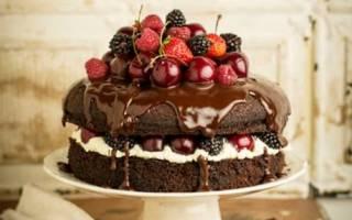 Торт шоколадная особа рецепт