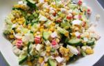 Как правильно готовить крабовый салат