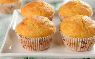 Простые и вкусные рецепты кексов на кефире